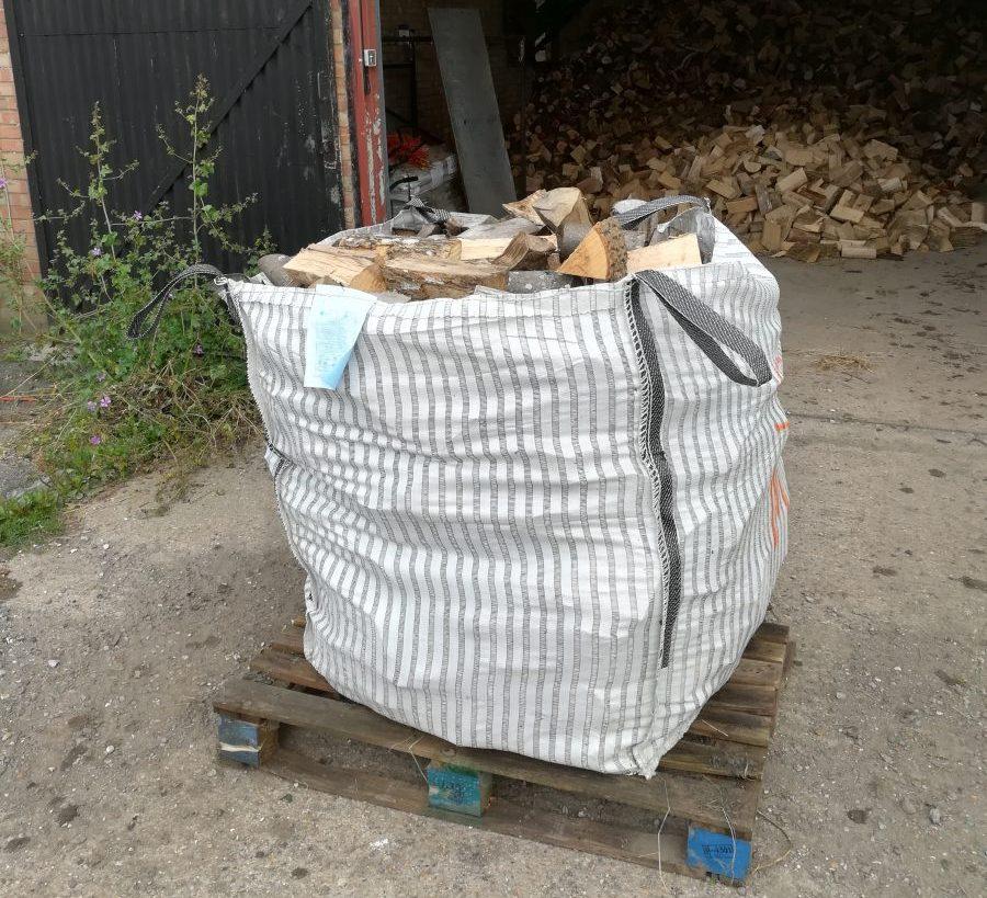 1 Cubic Meter of Firewood