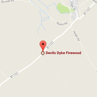 Devils Dyke Map